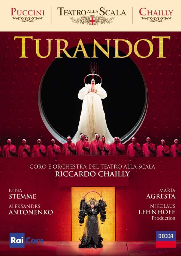 Turandot en la Expo de Milan 2015