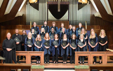 Choir of Gonville & Caius College