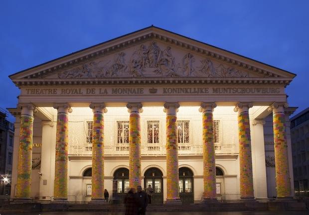 Aida at La Monnaie