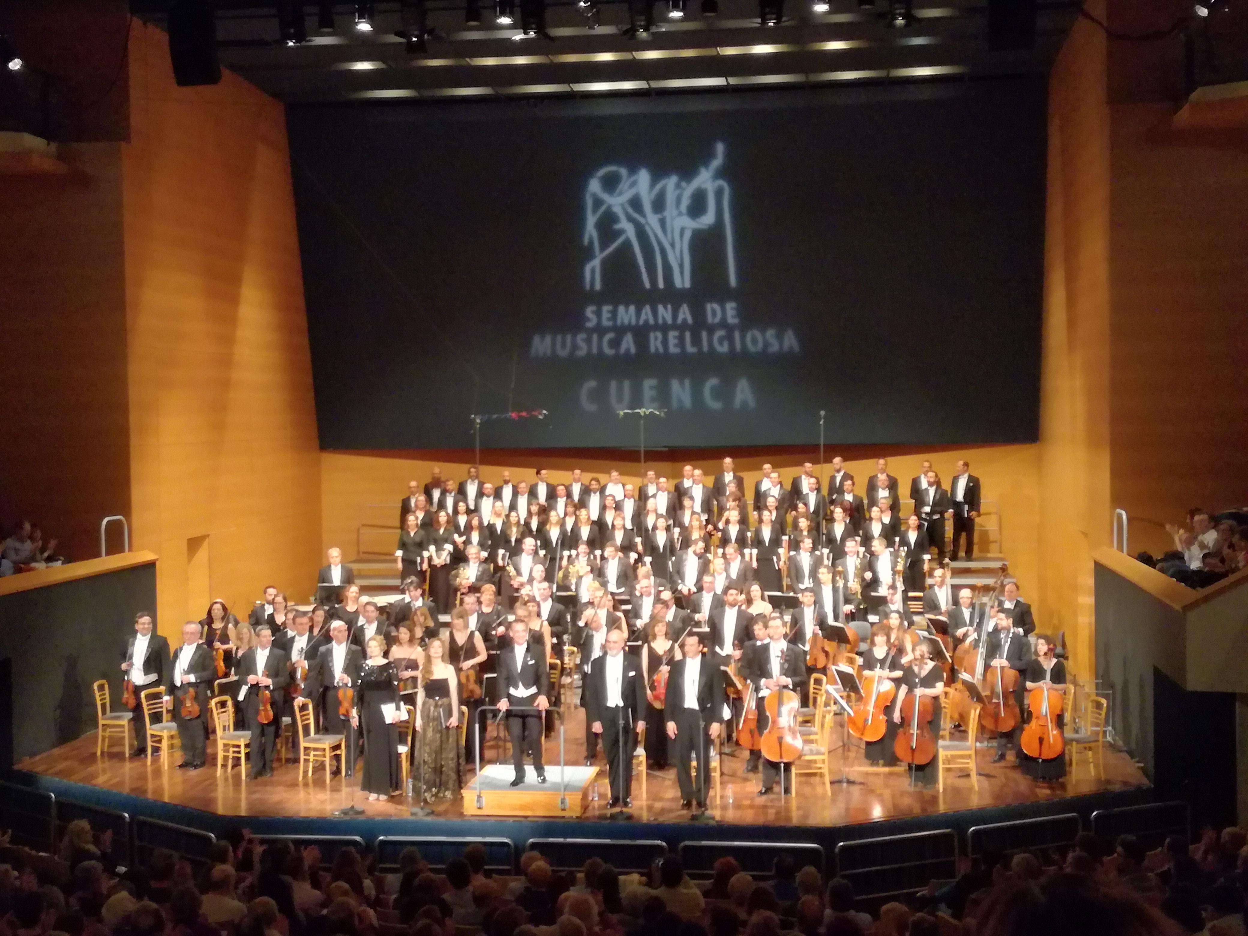 Rossini y Brahms por la Orquesta y Coro de RTVE, cuestión de balances