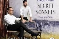Alain Damas y Diego Rivera desnudan su arte en el CD Secret Sonnets