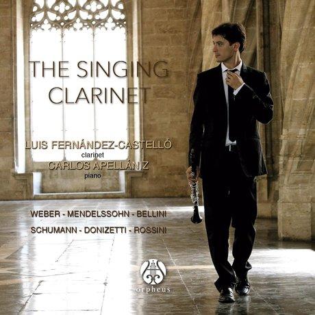 The singing Clarinet de Luis Fernández-Castelló