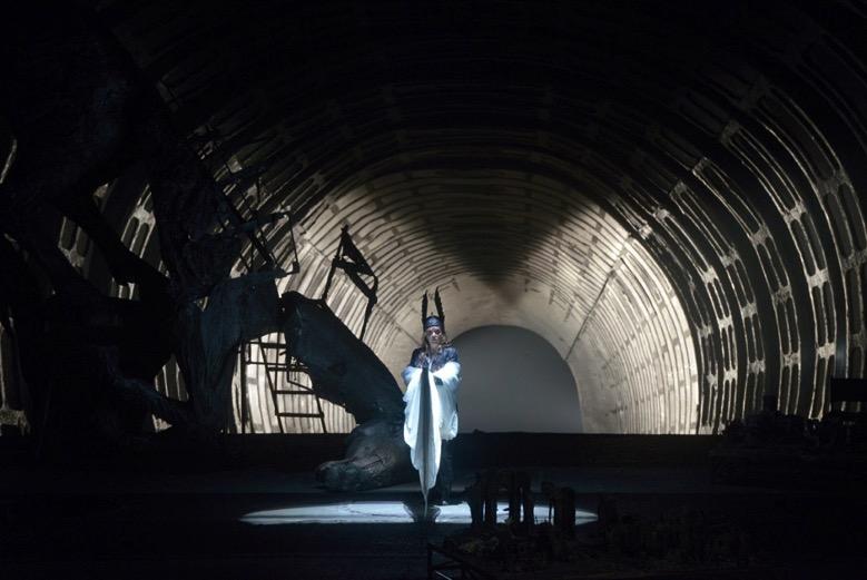 Una buena Valquiria de la producción Götz Friedrich en Berlín. Foto: B. Stöss