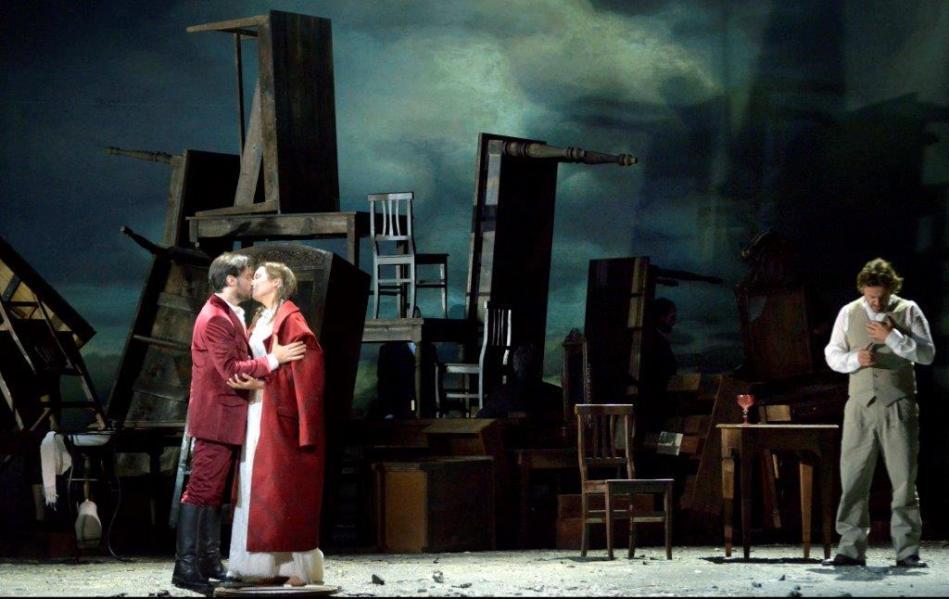 Lucia di Lammeroor in scena al Teatro La Fenice di Venezia