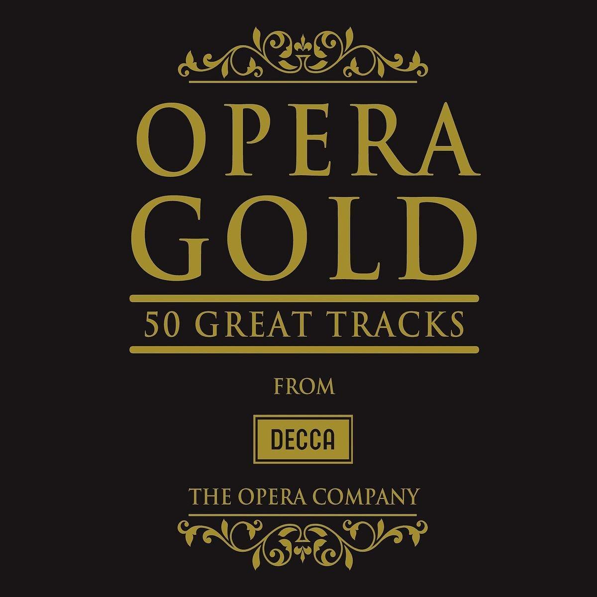 Opera Gold: 50 grandes éxitos de la ópera