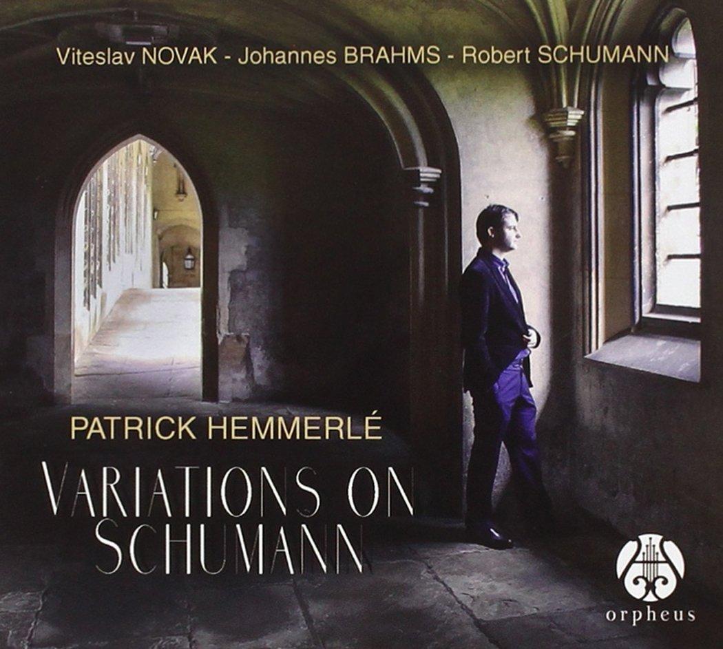 Patrick Hemmerlé: variations on Schumann. Variaciones en el piano romántico