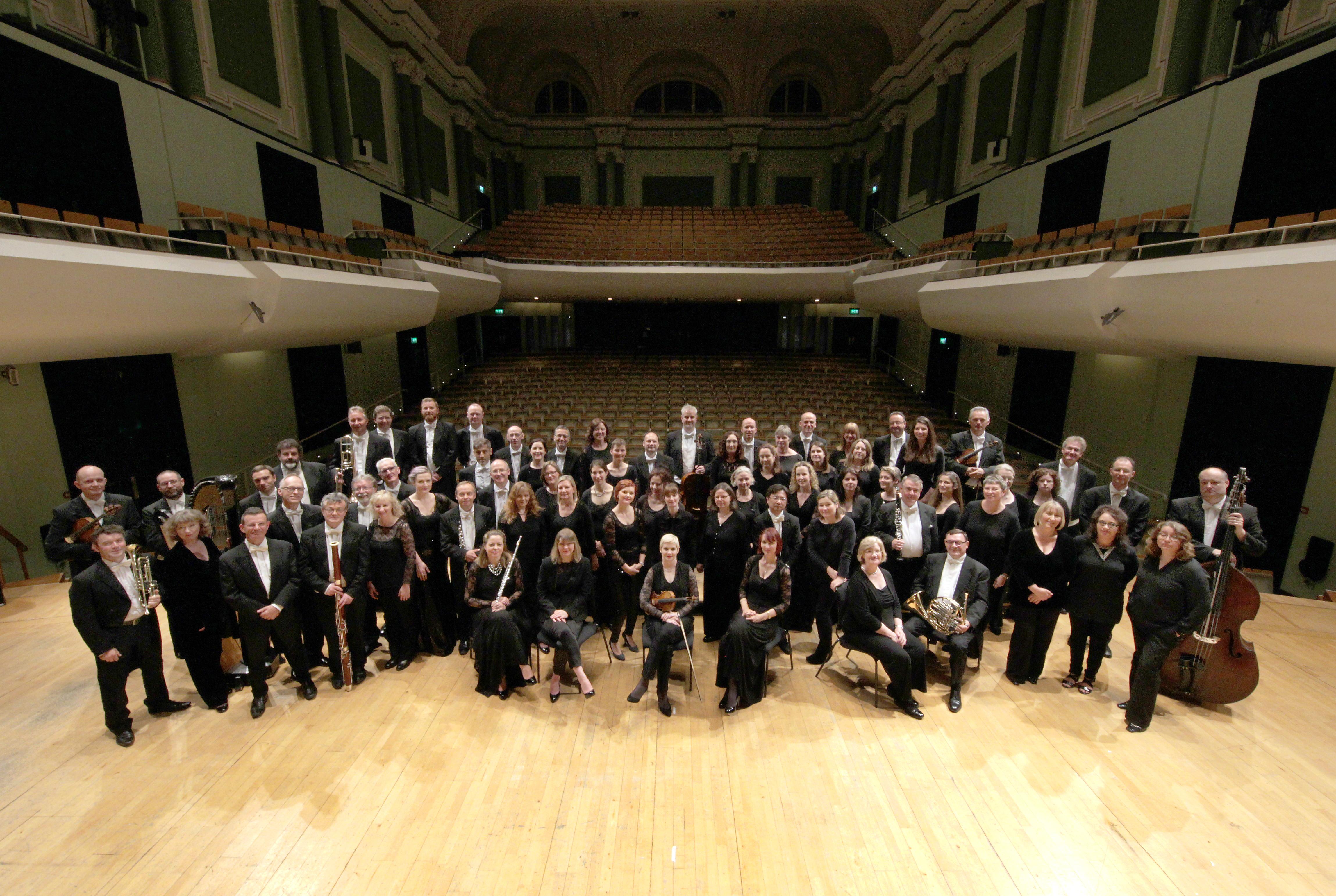 Concierto con la RTÉ Sinfónica Nacional de Irlanda en Dublín