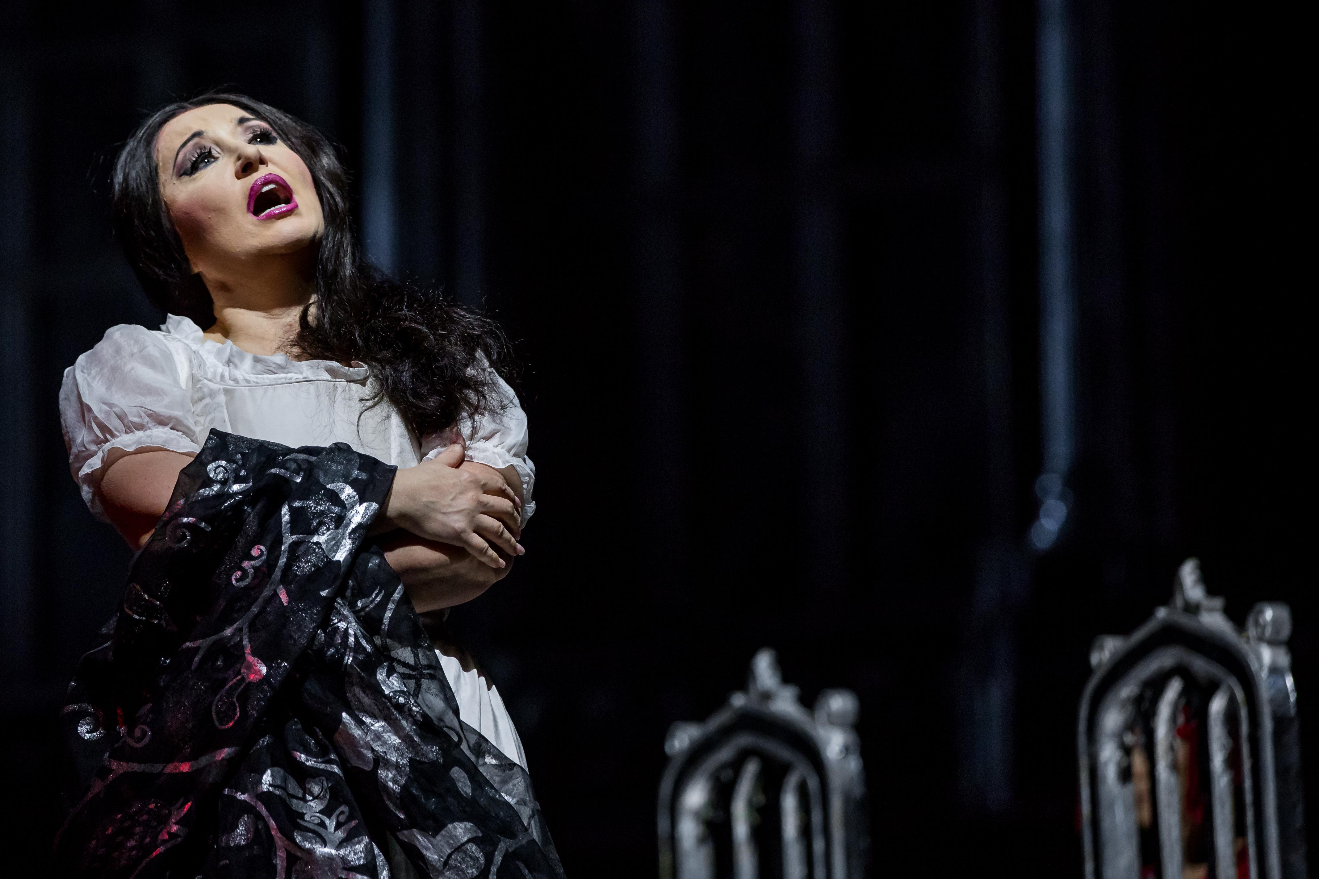 Anna Bolena en Lisboa. Foto: Cortesía Teatro San Carlos