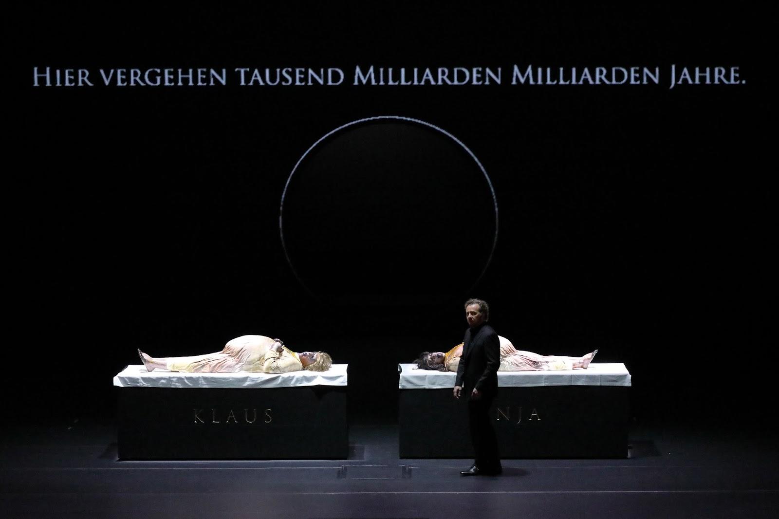 Tannhäuser à Munich. Crédit photographique: Wilfried Hösl