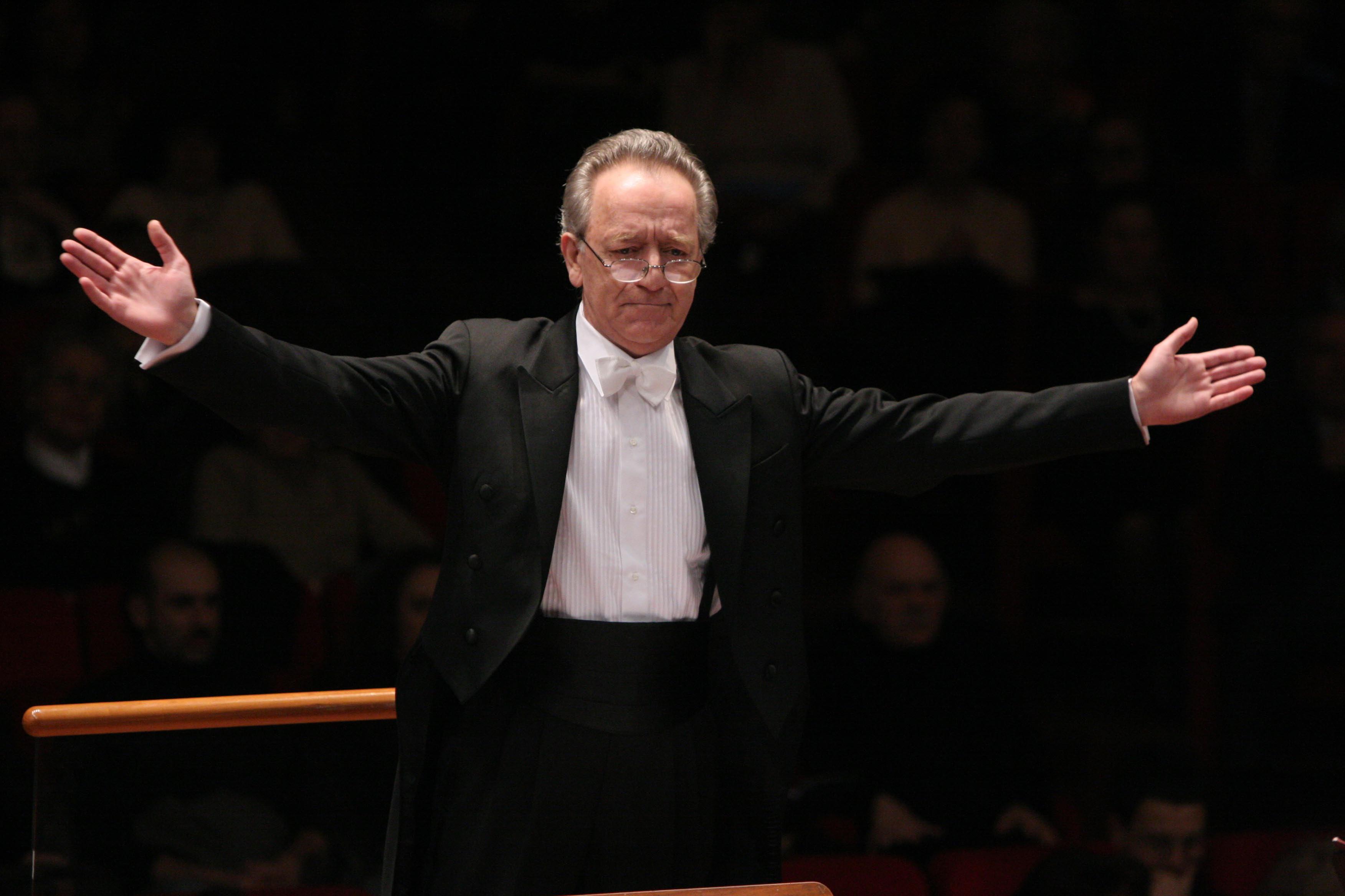 Temirkanov y la Filarmónica de San Petersburgo, lección de música rusa