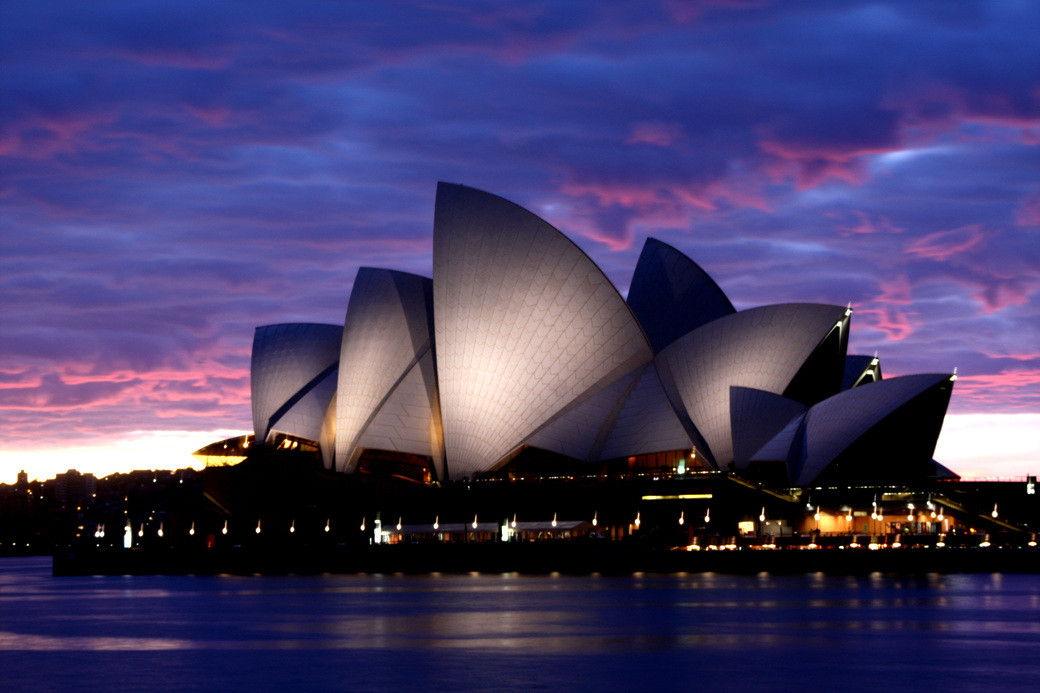 Inician una gran renovación de la Ópera de Sidney