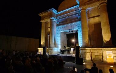 Puerta del Puente. Concierto del ganador de Piano Córdoba edición 2016