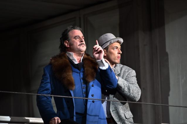 Don Giovanni en Barcelona