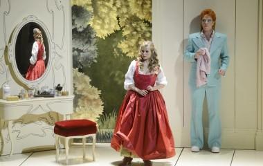 Ariadne aud Naxos en Nancy