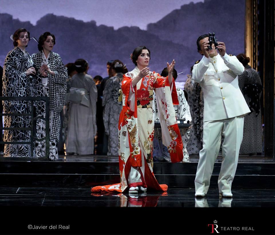 Madama Butterfly en el Teatro Real