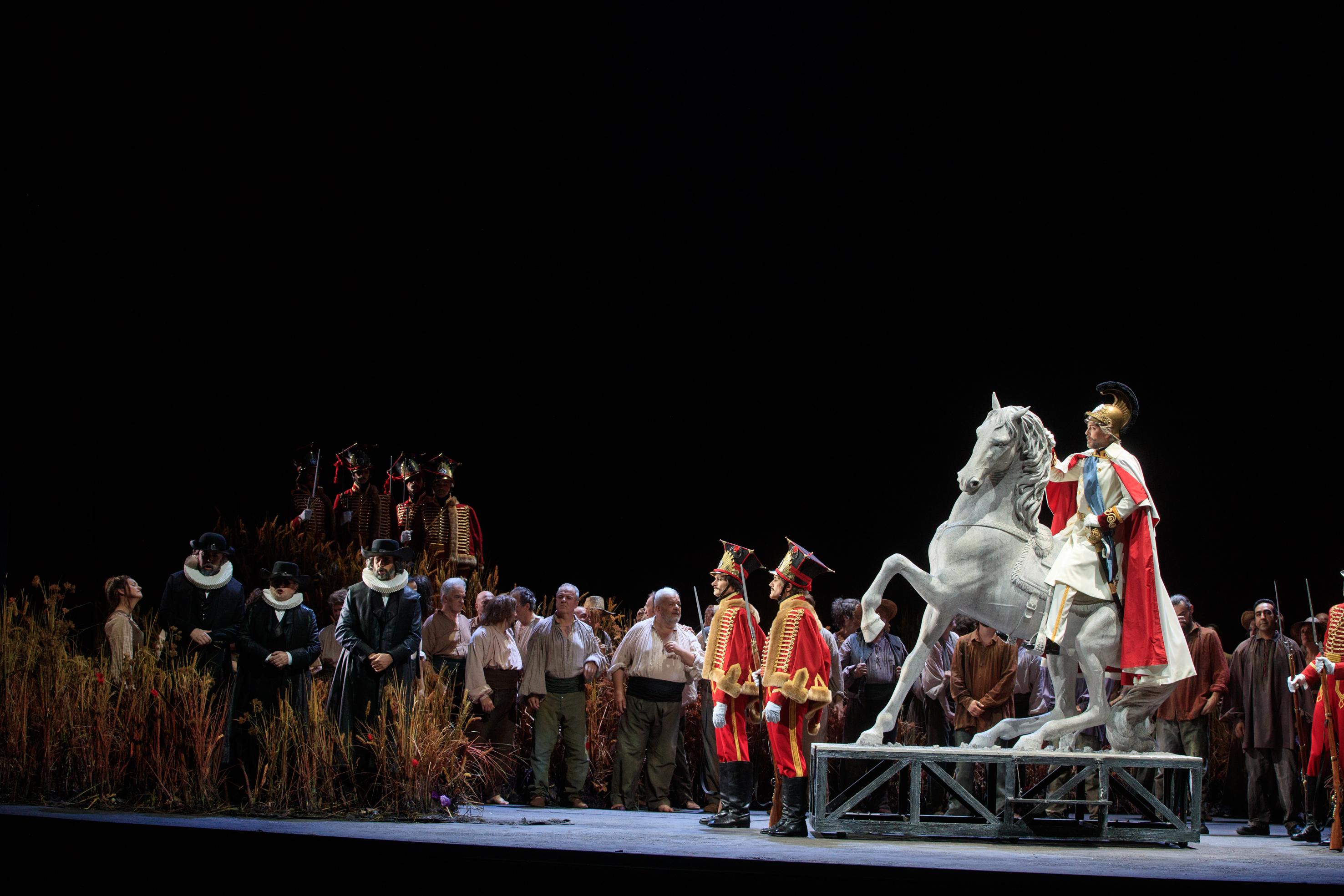 Le Prophète de Meyerbeer en Toulouse. Fotos: Théâtre du Capitole