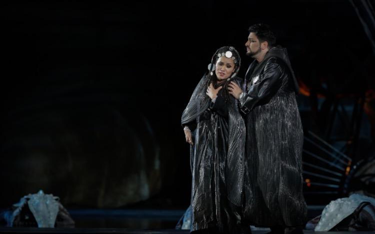 L'Aida de La Fura del Baus