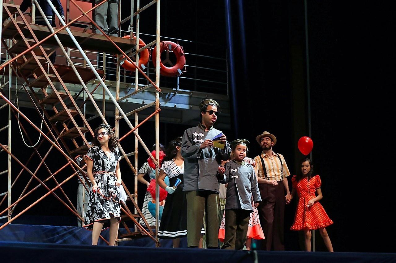 Salsipuedes, la ópera caribeña de Catán, triunfa en Texcoco