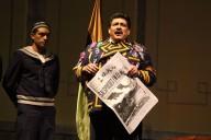 Salsipuedes, la ópera caribeña de Catán, triunfa en Texcoco. Foto: Luis Alberto López López