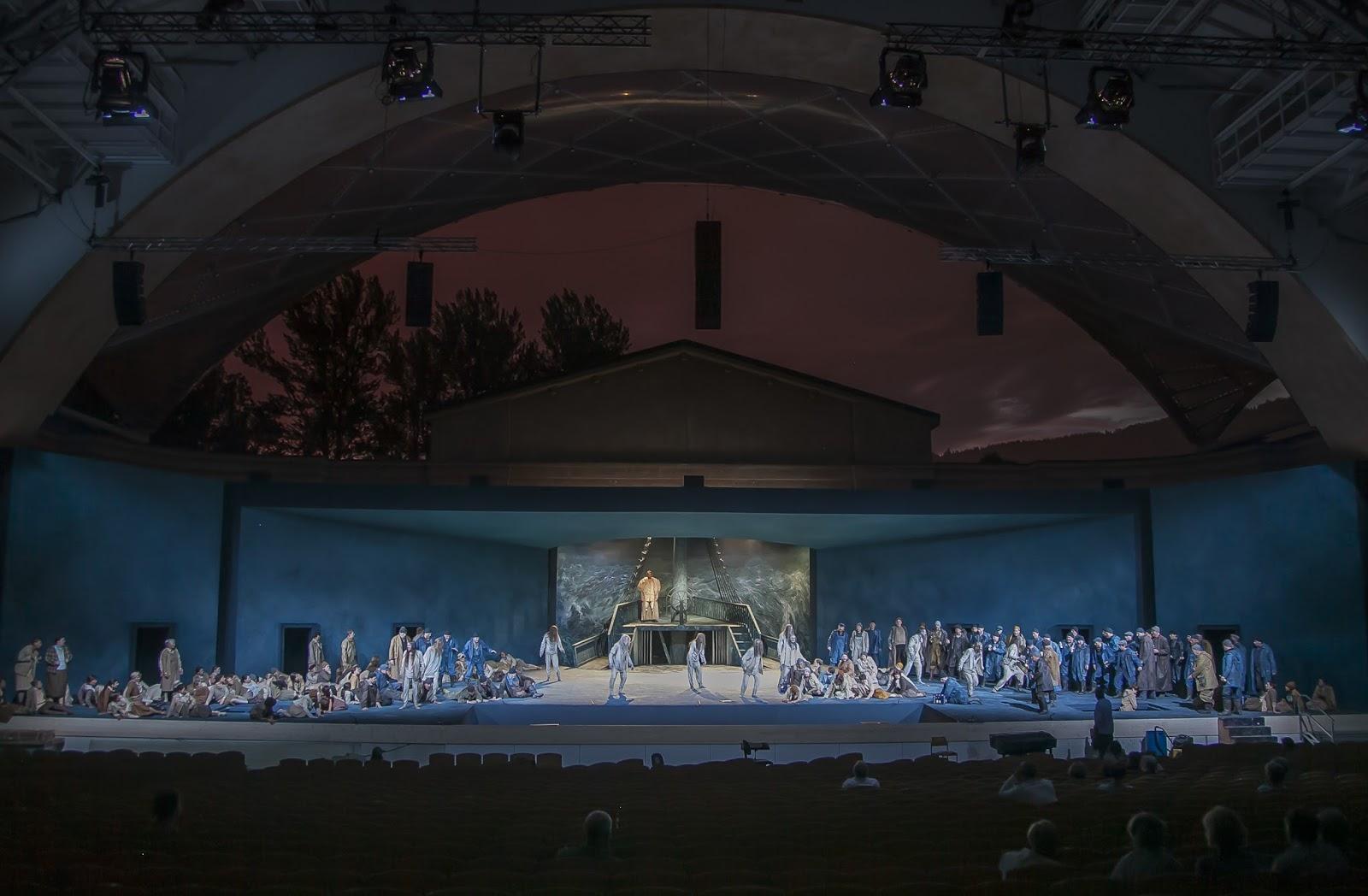 Christian Stückl ancre le Vaisseau fantôme au Théâtre de la Passion d'Oberammergau
