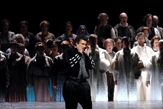 Un decepcionante Otello con Jonas Kaufmann en Londres