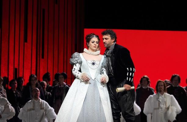 Maria Agresta y Jonas Kaufmann