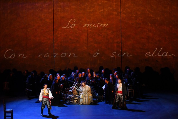 Il Trovatore en el Liceu. Foto: A. Bofill