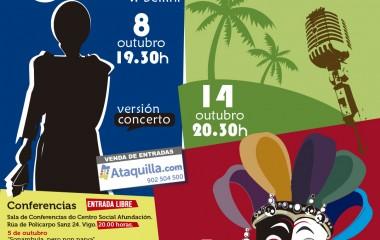 Avance del Outono Lírico de la Asociación de Amigos de la Ópera de Vigo