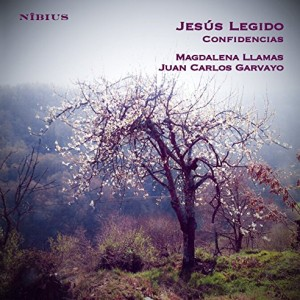 Confidencias: ciclos de canciones de Jesús Legido
