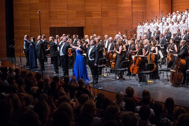 Fidelio en la Quincena Musical de San Sebastián. Foto: I. Ibáñez