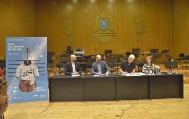 Ópera en la temporada de la Real Filharmonia de Galicia