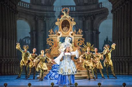 La Muse de l'Opéra (Chantal Santon-Jeffery) © Innsbrucker Festwochen / Rupert Larl