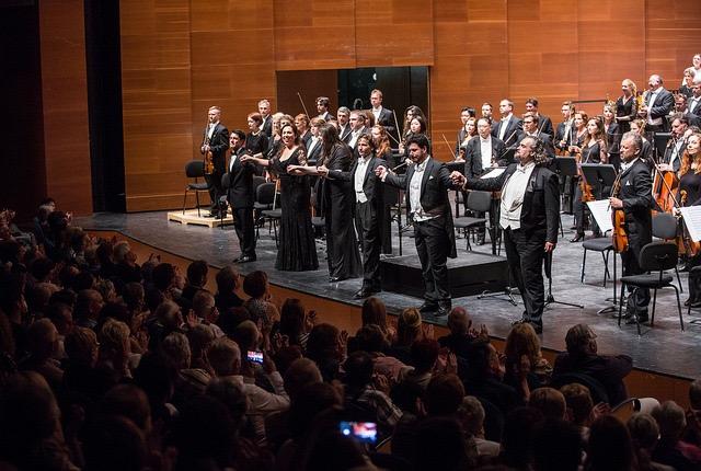 Requiem de Verdi en San Sebastián. Foto: I. Ibáñez