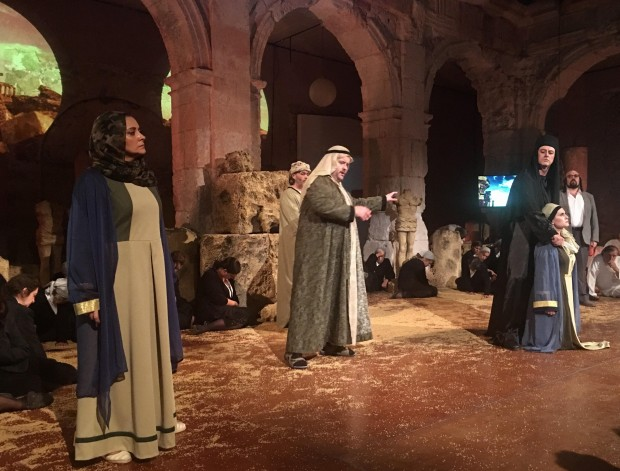 Nabucco en el Palacio Ducal de Medinaceli