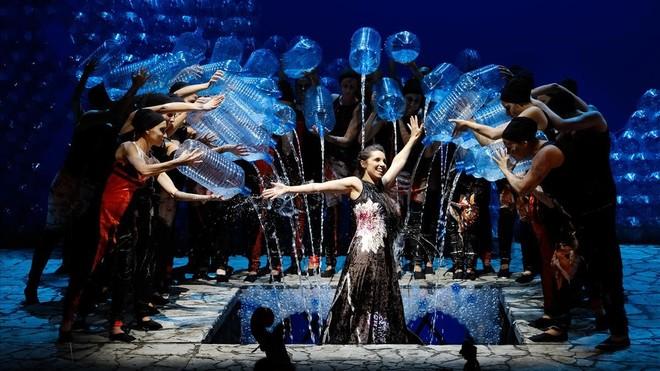 Resumen del Rossini Opera Festival: La Fura dels Baus, última aportación de Alberto Zedda. Foto: Amati Bacciardi