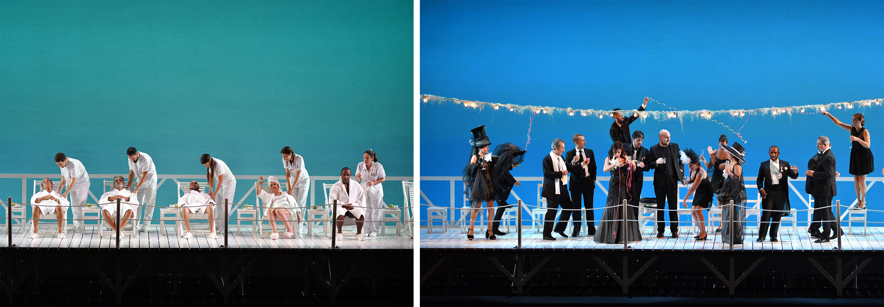 Il Viaggio a Reims en el Liceu. Foto: A. Bofill