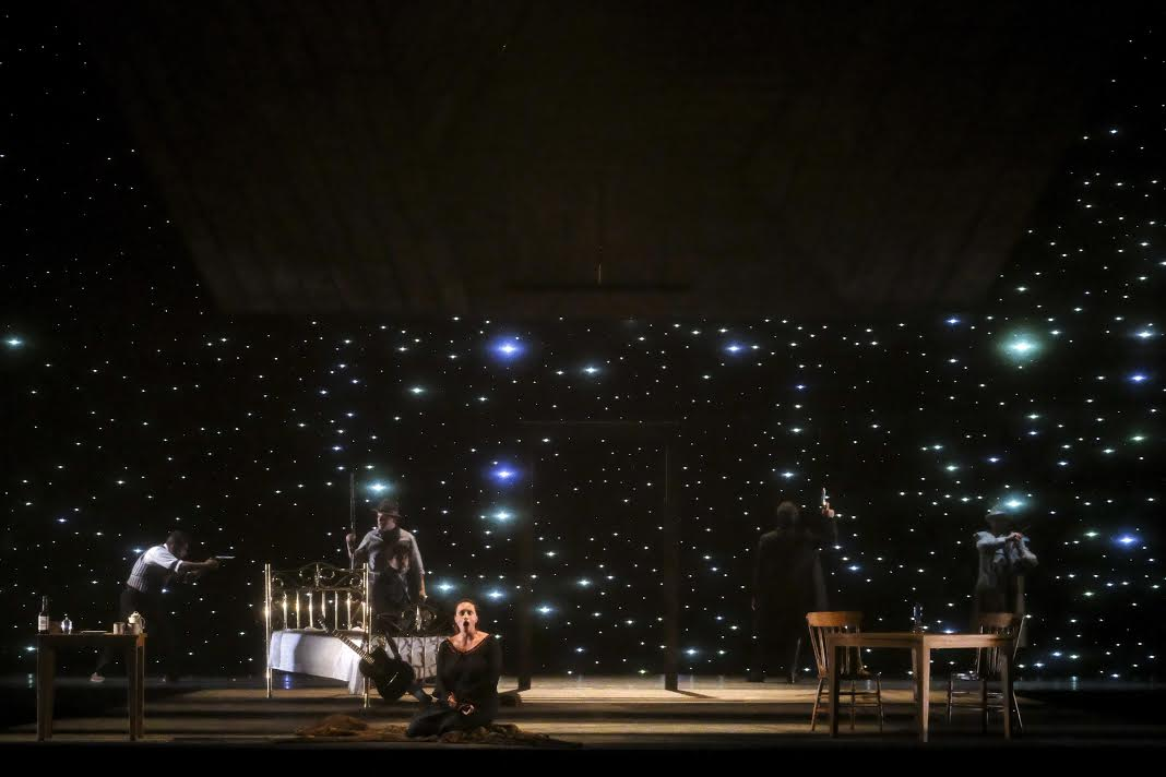 ¡Llévenle velas a Vela ¡La Fanciulla en tinieblas. Puccini solo se oyó en Bellas Artes. Foto:  Ana Lourdes Herrera