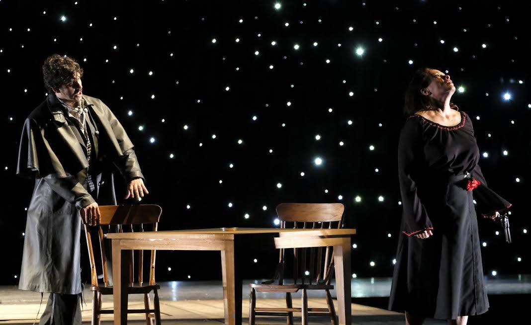 ¡Llévenle velas a Vela ¡La Fanciulla en tinieblas. Puccini solo se oyó en Bellas Artes.
