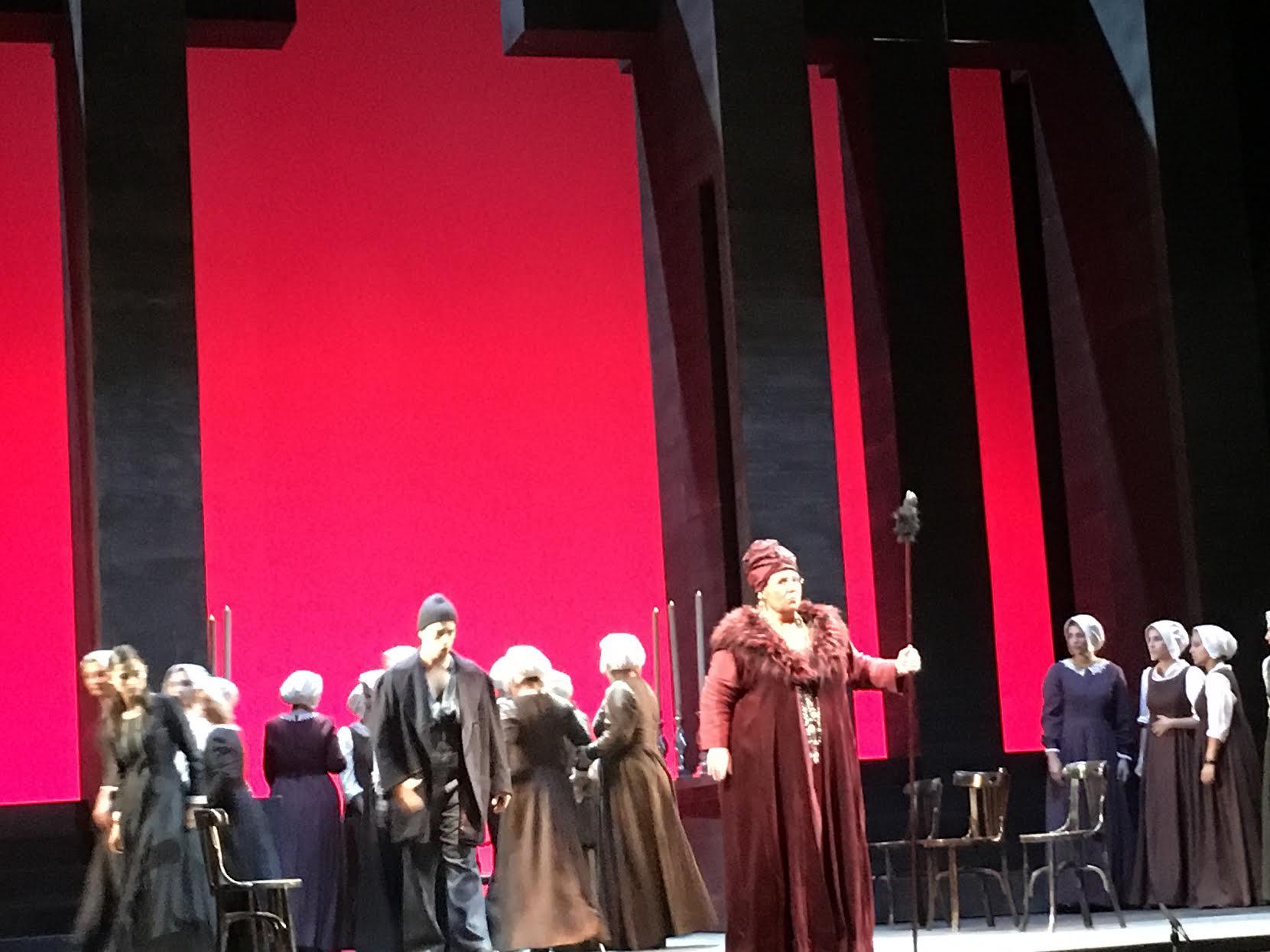 Crónica del Festival de Ópera de A Coruña