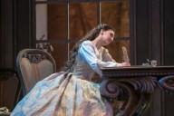 """""""La traviata"""" en el Teatro Colón de Buenos Aires"""
