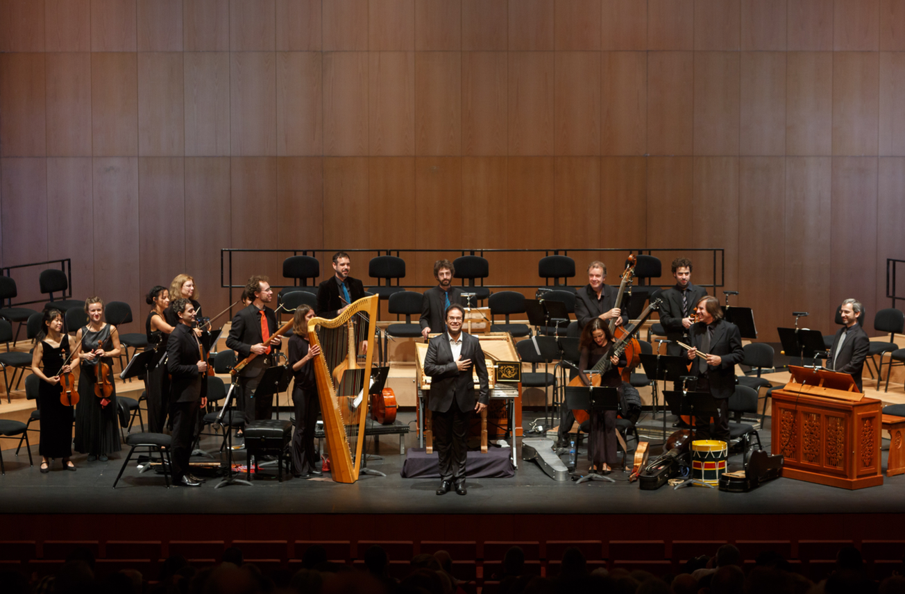 Orfeo de Monteverdi. Foto: I. Zaldúa