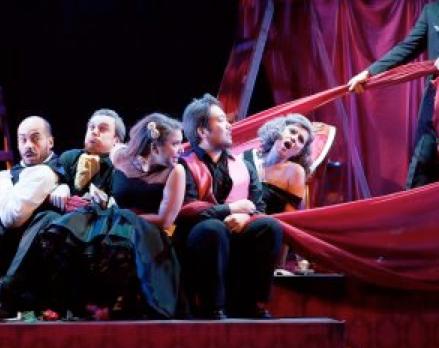 La Scala di Seta en Wexford