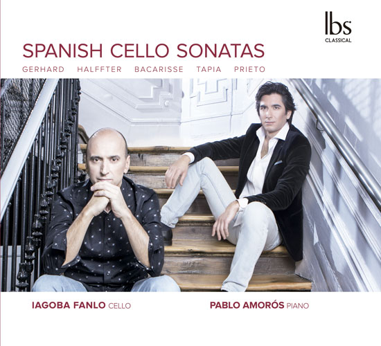 Spanish Cello Sonatas