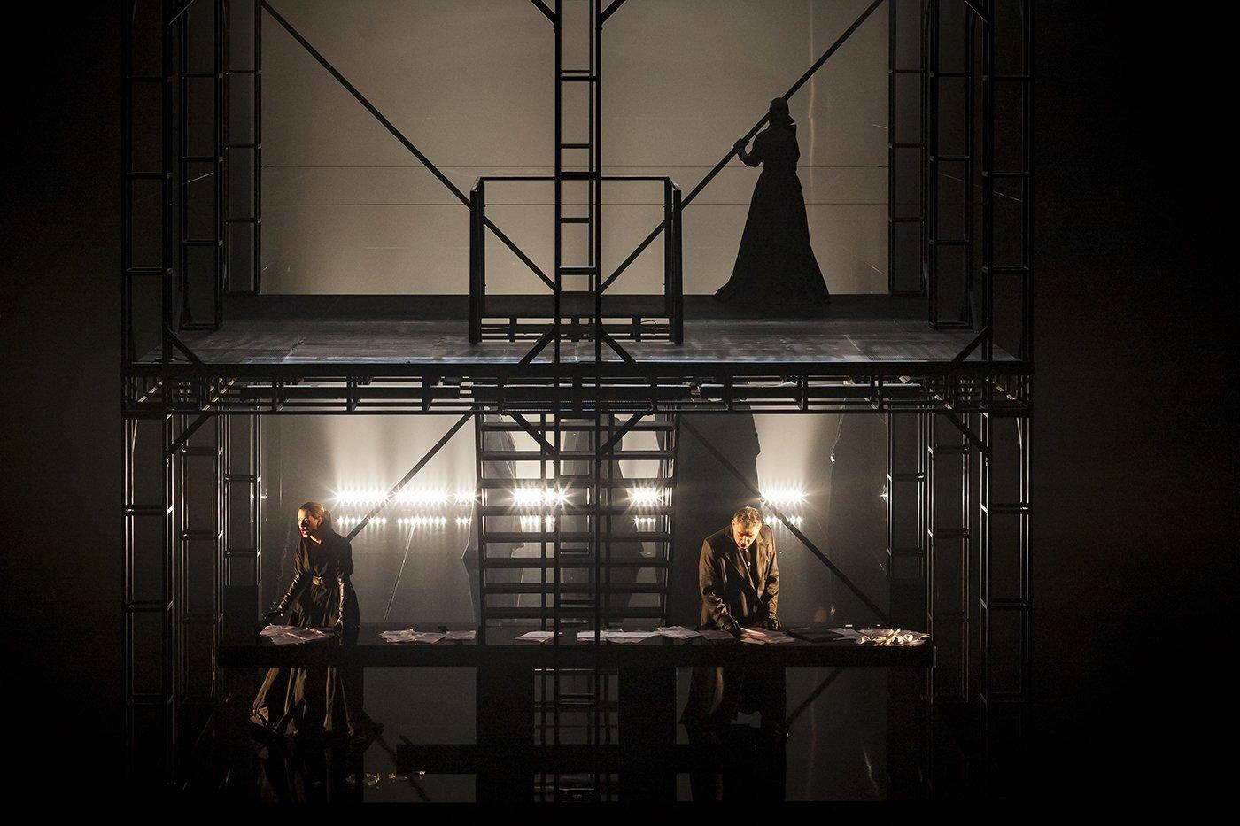 Lucia di Lammermoor en directo desde la Ópera de Lausanne