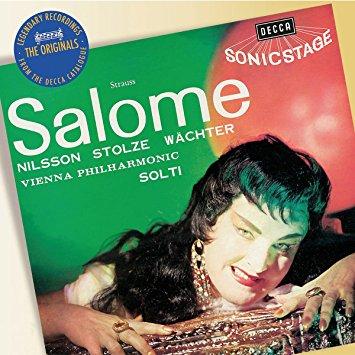 Salomé con Solti y Birgit Nilsson