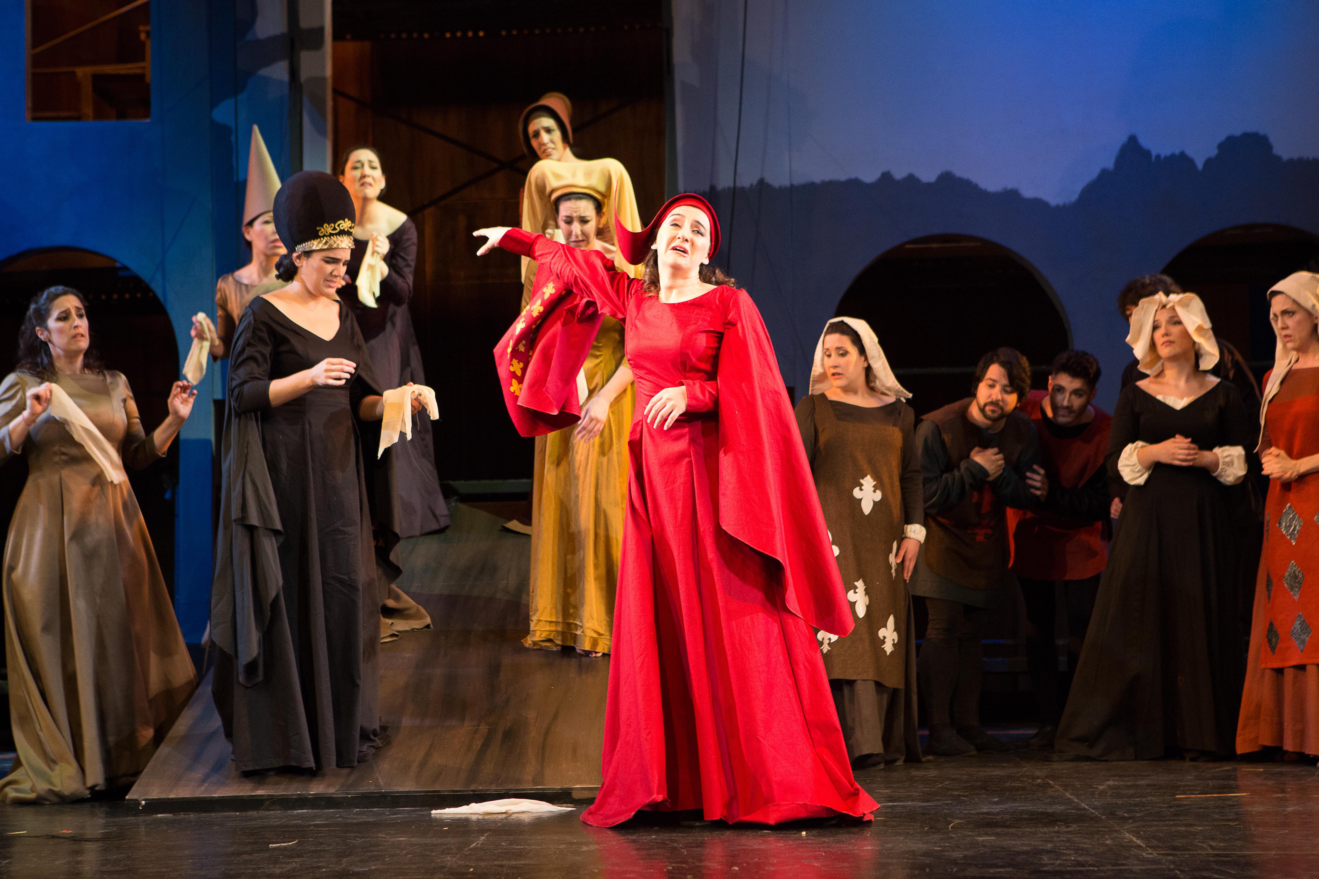Le Comte Ory de Rossini en Buenos Aires