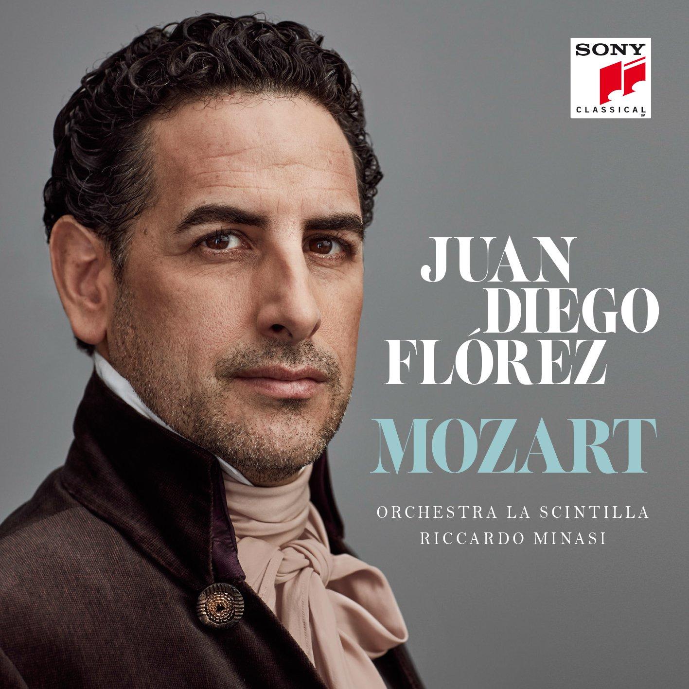 El feliz encuentro de Juan Diego Flórez con las óperas de Mozart