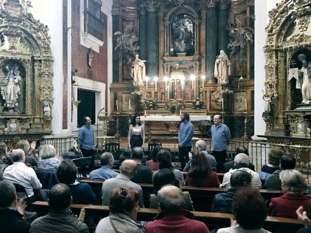 El canto de Polifemo. Foto: Rubén García