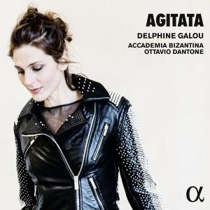 'Agitata', Delphine Galou (contralto) y Accademia Bizantina dirigida por Ottavio Dantone
