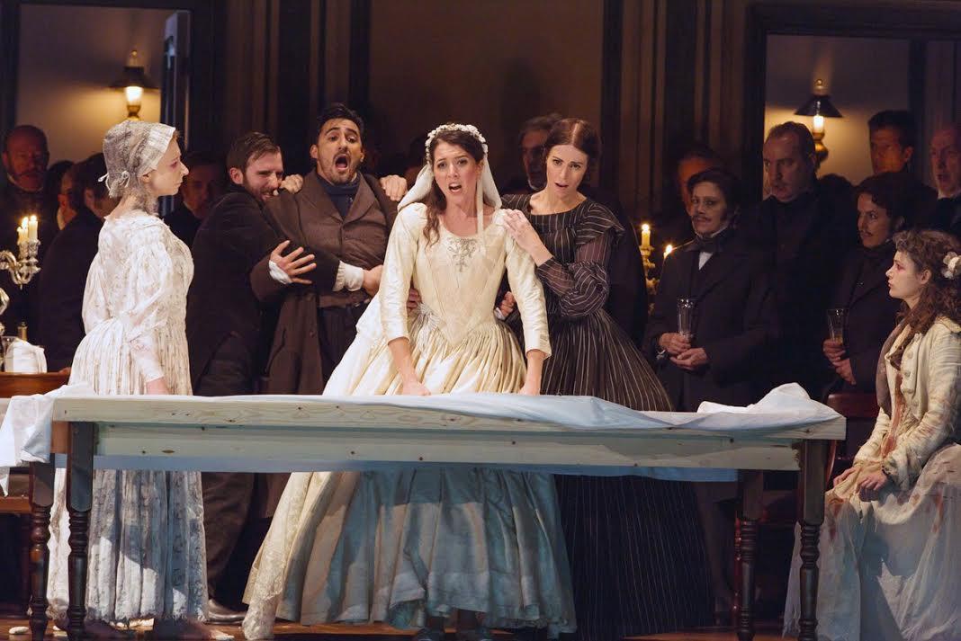 Lucia di Lammermoor en Londres